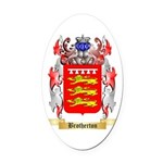 Brotherton Oval Car Magnet