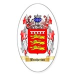 Brotherton Sticker (Oval 50 pk)