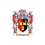 Brothers Sticker (Rectangle 10 pk)