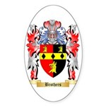 Brothers Sticker (Oval 10 pk)