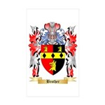 Brother Sticker (Rectangle 50 pk)