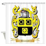 Brosset Shower Curtain
