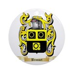 Brosset Ornament (Round)