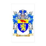 Brosnihin Sticker (Rectangle 50 pk)