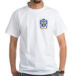 Brosnan White T-Shirt