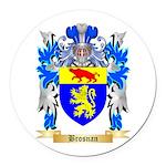 Brosnan Round Car Magnet