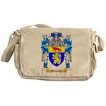 Brosnan Messenger Bag