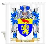 Brosnan Shower Curtain
