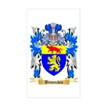Brosnahin Sticker (Rectangle)