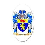 Brosnahen 20x12 Oval Wall Decal