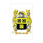 Broske Sticker (Rectangle)