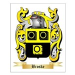 Broske Small Poster