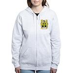 Brosio Women's Zip Hoodie
