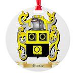 Brosio Round Ornament