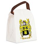 Brosio Canvas Lunch Bag