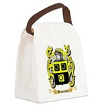 Broseman Canvas Lunch Bag