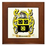Broseman Framed Tile