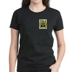 Brosel Women's Dark T-Shirt