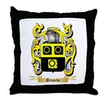 Broseke Throw Pillow