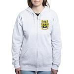 Broschek Women's Zip Hoodie