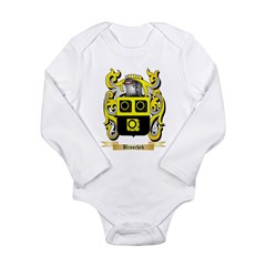 Broschek Long Sleeve Infant Bodysuit