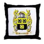 Broschek Throw Pillow