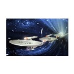 Star Trek Enterprise Wall Decal