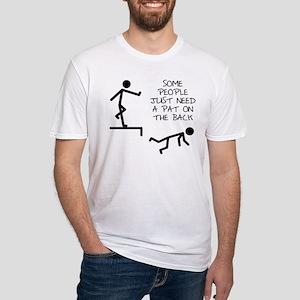A Pat On The Back Funny T-Shirt T-Shirt