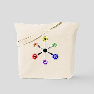 APCHEM VSEPR shirt Tote Bag