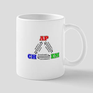 APCHEM three states tshirt Mug