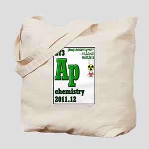 AP chem element symbol 2012 Tote Bag