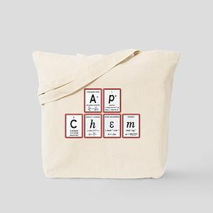 apchem symbols Tote Bag