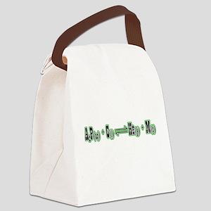APCHEM EQUATION Canvas Lunch Bag