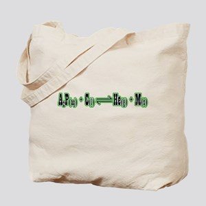 APCHEM EQUATION Tote Bag