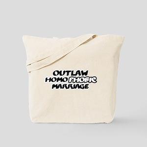 Homophobic Tote Bag