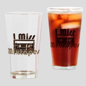 Mix tape Drinking Glass