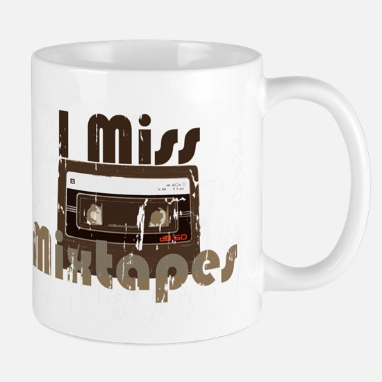 Mix tape Mug