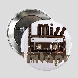 "Mix tape 2.25"" Button"