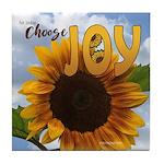 Sunflower Joy Tile Coaster