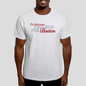 This Run For Boston T-Shirt