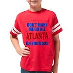 Atlanta Baseball Youth Football Shirt