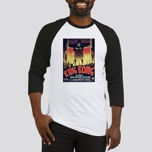 King Kong 1933 French poster Baseball Jersey