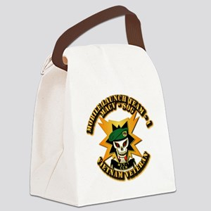 Army - SOF - MACV - SOG - MLT 1 Canvas Lunch Bag