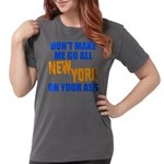 New York Baseball Womens Comfort Colors Shirt