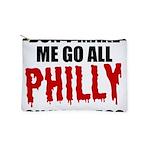 Philadelphia Baseball Makeup Pouch