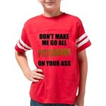Pittsburgh Baseball Youth Football Shirt