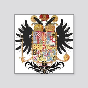 German Coat of Arms Vintage 1765 Sticker