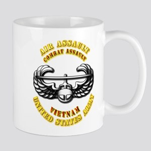 Emblem - Air Assault - Cbt Aslt - Vietnam Mug