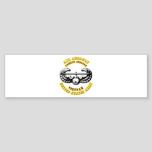 Emblem - Air Assault - Cbt Aslt - Vietnam Sticker