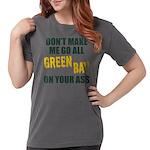 Green Bay Football Womens Comfort Colors Shirt